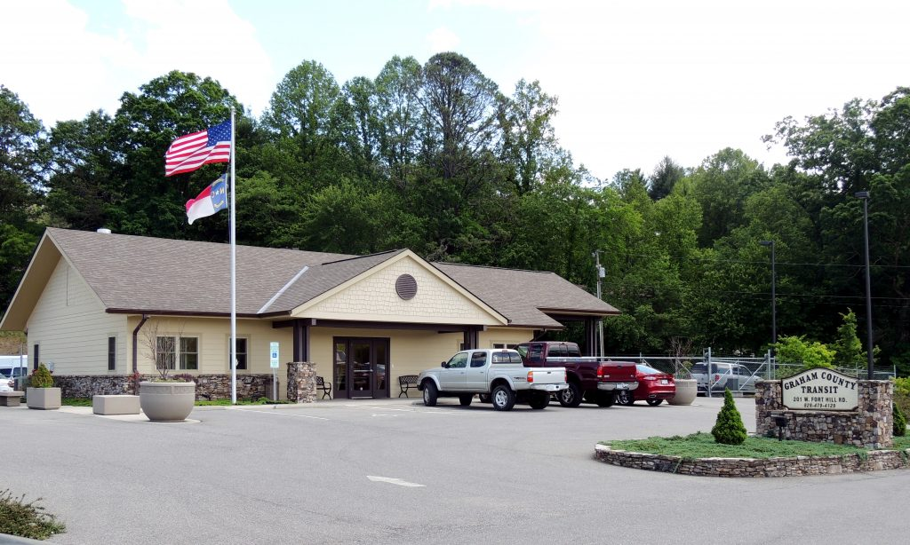 Graham County Transit Building